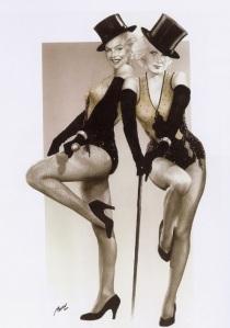 'Jean Genies' by Ken Martin