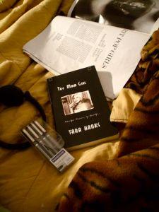 Liz's bed, East Coast