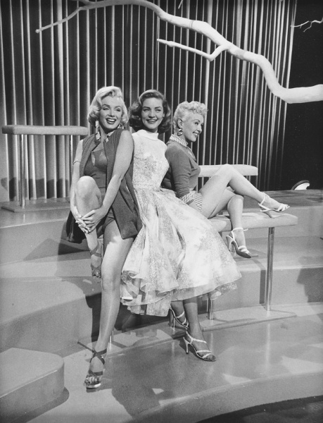 Marilyn's Photographers: Jean Howard   Tara Hanks