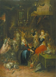 Francken's 'Witches' Sabbath'