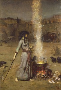 Waterhouse's 'Magic Circle'