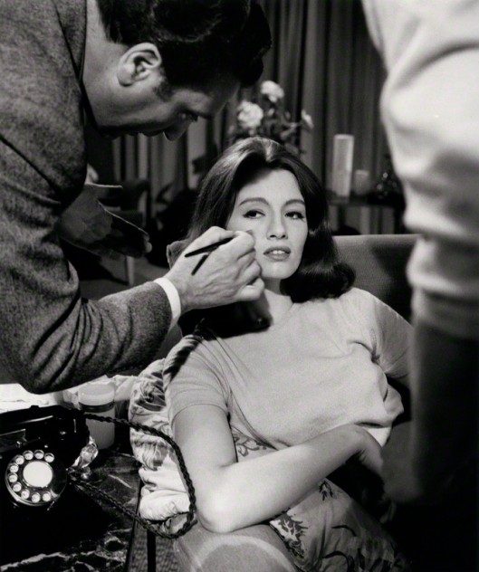 NPG x137309; Christine Keeler by Tom Blau