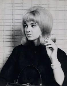 Mandy Rice-Davies, 1963