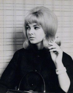 Mandy Rice-Davies, 1963