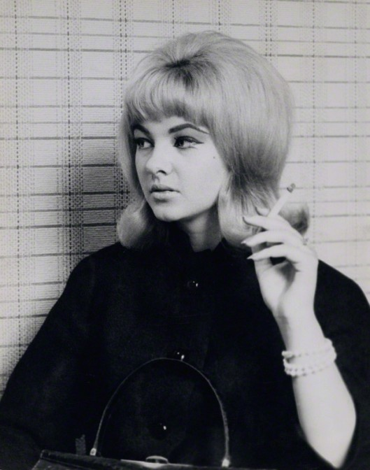 NPG x137327; Mandy Rice-Davies by St. Cross Features