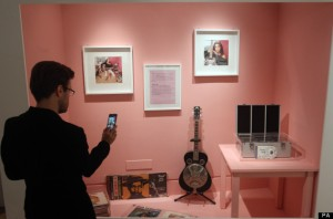Winehouse Museum exhibition open