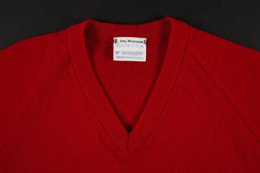 Red-jumper-label