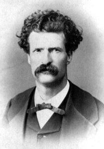 Mark Twain, 1867