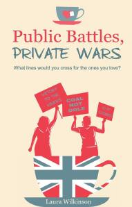 Public Battles Private Wars by Laura Wilkinson