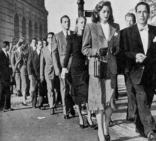 In Washington, 1947
