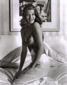 Rita Hayworth, photographed by Bob Landry (1941)