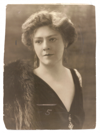 Ethel Barrymore in 1924