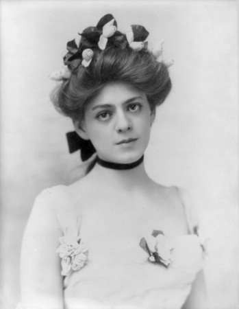 Ethel Barrymore, 1901