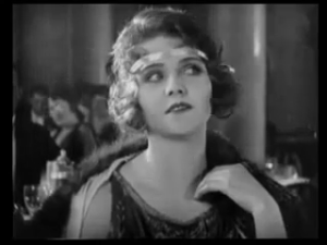 Olive Thomas as 'The Flapper'
