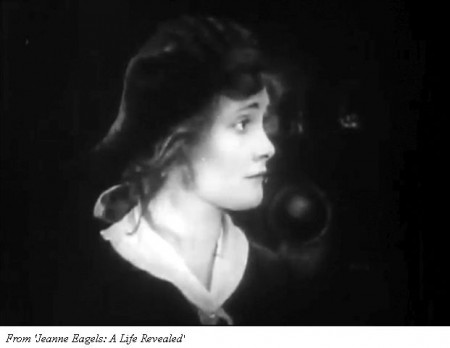 Jeanne Eagels in 'The Fires of Youth' (1917)