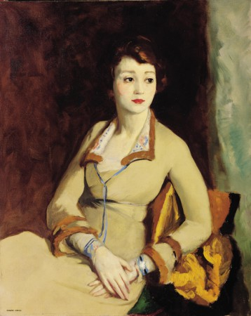 Portrait by Robert Henri