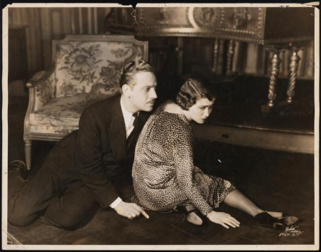 John Halliday with Fay Bainter in 'Jealousy' (1928)