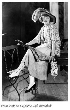 Jeanne Eagels as Sadie Thompson