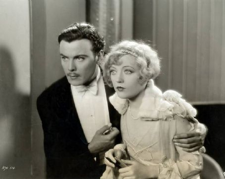 Marion Davies with Nils Asther in 'The Cardboard Lover' (1928)