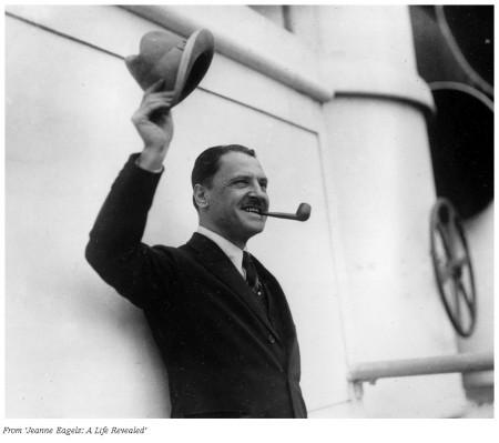 Maugham Shipboard 1920 JELR