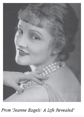 Jeanne Eagels replaced Taylor in 'Her Cardboard Lover' (1927)