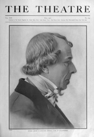 'Disraeli' (1911)